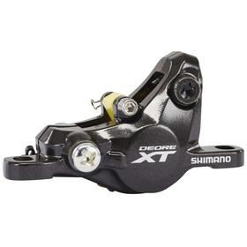Shimano Deore XT BR-M8000 Bremssattel mit Kühlrippen schwarz